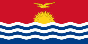 international dialing codes Kiribati