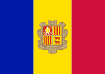 international dialing codes Andorra