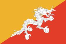 international dialing codes Bhutan